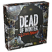 Plaid Hat Games Dead of Winter The Long Night Game