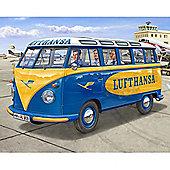 REVELL 07436 VW T1 Samba Bus Lufthansa 1:24 Car Model Kit