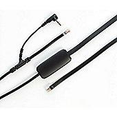Plantronics Stub Panasonic RJ-11 2.5 mm Cable