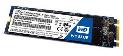 Western Digital Blue PC SSD 250GB M.2 250 GB SATA 6Gb/s 540/500 MB/s