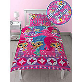 Shimmer and Shine Zahramay Single Duvet Cover Set