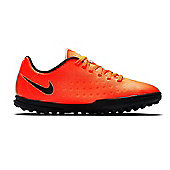 Nike Kids' Jr. Magista Ola II (TF) Astro Turf Trainers - Total Crimson - Orange