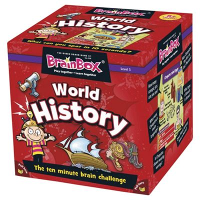 BrainBox World History Brain Challenge
