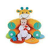 B Baby's Toy Sit Me Up Cosy - Giraffe