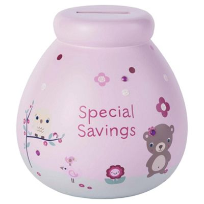 KIDS POT OF DREAMS - PINK DESIGN YOUR OWN