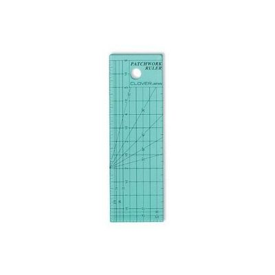 Clover 6 inch Mini Patchwork Ruler