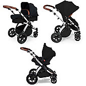 ickle bubba Stomp V2 3-in-1 Travel System (Black)