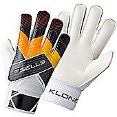 Sells Mimeo Klone Wrap Ec-16 Goalkeeper Gloves - Black