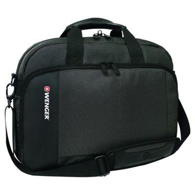 Wenger Executive Briefcase, Black 17