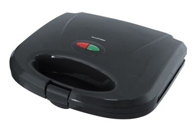 Home Essence 2 Slice Sandwich Toaster in Black