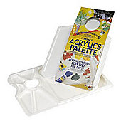 W&N - Compact Acrylic Palette