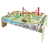 Carousel Train Table Set