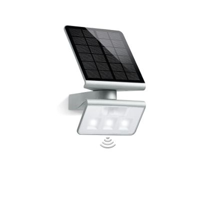 Steinel XSolar L-S LED Outdoor Solar Light - Silver