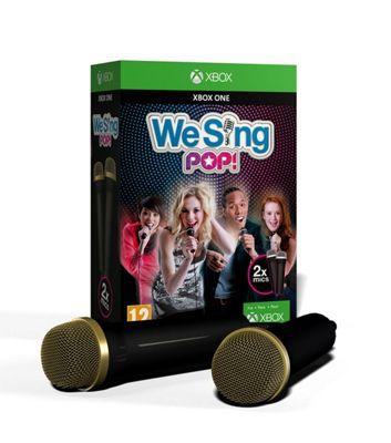 WE SING POP & 2 MICS