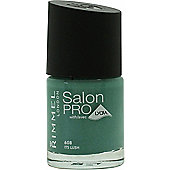 Rimmel Salon Pro Nail Polish 12ml - 608 It's Lush