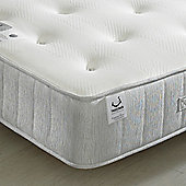 Happy Beds Pearl Contour Memory Foam Open Coil Sprung Mattress