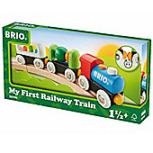 Brio 33729 My First Railway Train