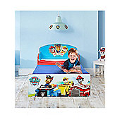 Paw Patrol Toddler Bed & Foam Mattress