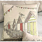 Dreams n Drapes Falmouth Cushion Cover - Green 43x43cm