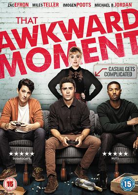 That Awkward Moment Dvd