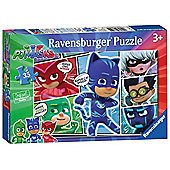 Disney Pj Masks 35 Piece Jigsaw Puzzle Game