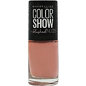 Maybelline Color Show Blushed Nudes Nail Polish 7ml - Make Me Blush