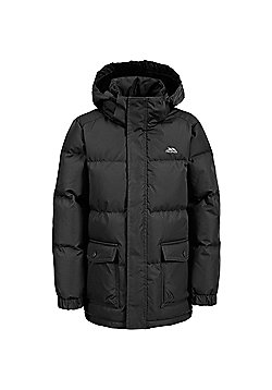 Trespass Boys Marcel Insulated Jacket - Black