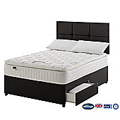 Silentnight Denver Divan Bed, 1400 Pocket Latex