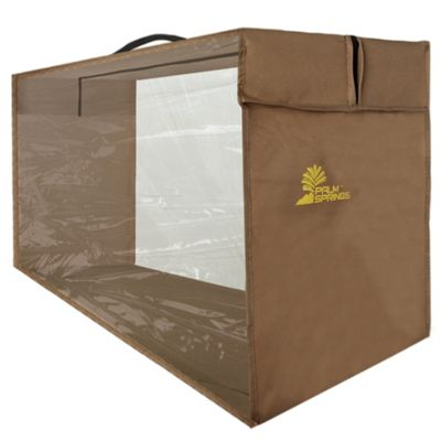 Palm Springs Weatherproof Cushion Protective Carry Case / Storage Bag
