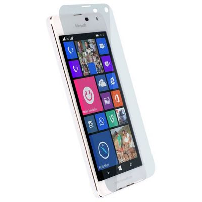 Krusell Phone case for Lumia 650 - Clear