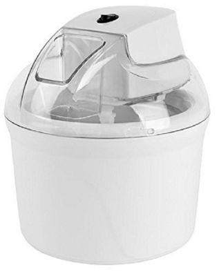 Lloytron White 1.5L Ice Cream/Yoghurt Maker