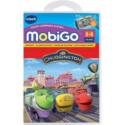Mobigo Chuggington Software