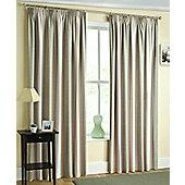 Enhanced Living Twilight Green Pencil Pleat Curtains - 66x72 Inches (168x183cm)