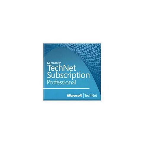 TechNet Professional 2010 English Microsoft License Pack (Subscription)