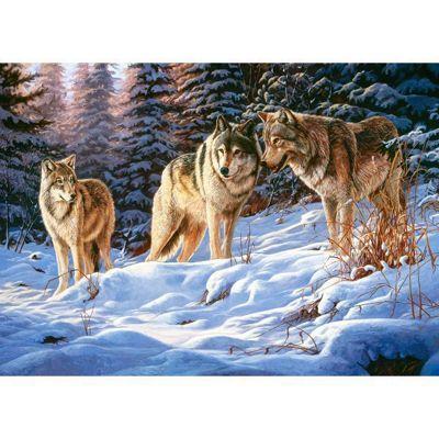 Wolves - 500pc Puzzle