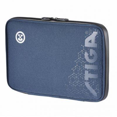 Table Tennis Wallet Single Hexagon Navy/Yellow - Stiga