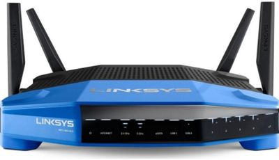 Linksys WRT1900ACS-UK AC1900 Dual-Band Smart Wi-Fi Wireless Router