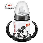 NUK Disney Mickey & Minnie 150ml Learner Bottle - Black.