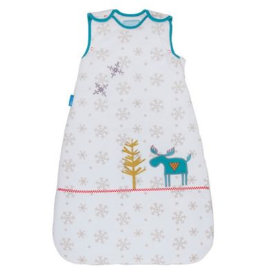 Grobag Mr Moose 3.5 Tog Sleeping Bag (0-6 Months)