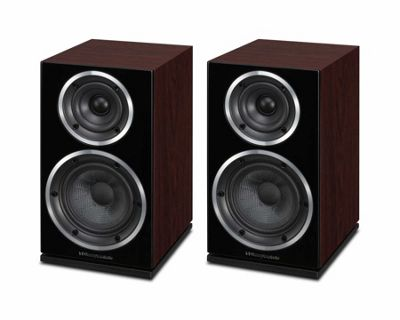 Wharfedale Diamond 220 Bookshelf Speakers (Pair) Walnut