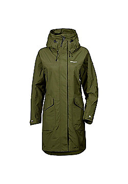 Didriksons Ladies Thelma Parka - Brown