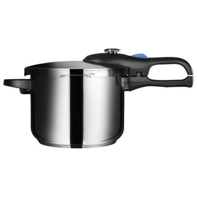 Tower Professional 6 Litre Stainless Steel Induction Pressure Cooker