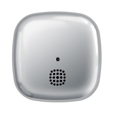 Jalo Scandinavian Design Kupu Smoke Alarm in Chrome