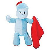 In The Night Garden Large Talking Igglepiggle Soft Toy - 30cm