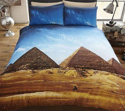 Pyramids Double Duvet