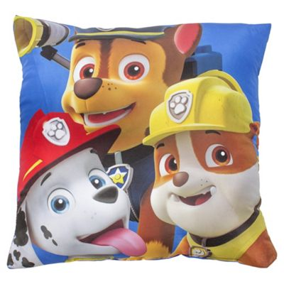 Paw Patrol Square Rescue Cushion