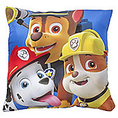 Paw Patrol Square Rescue Cushion