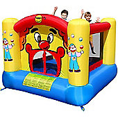 Childrens Clown Bouncy Castle