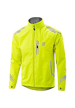 Altura Night Vision Waterproof Cycling Jacket Hi Vis - Yellow