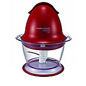 Morphy Richards Rose Red 404502 Accents Mini Chopper